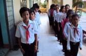 Tiết tự quản 15 phút đầu giờ của lớp 6 Mô hình trường học mới