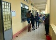 Lao động vệ sinh trường lớp