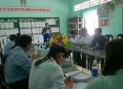 Kiểm tra phổ cập năm 2018 đơn vị Thị trấn Vĩnh Thuận