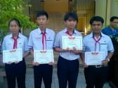 Khen thưởng Học sinh đạt thành tích cao