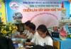 Hình ảnh hoạt động trong ngày Hội đọc sách ngày 27/4/2019 tại Trường THCS Thị Trấn